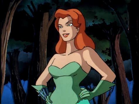 poison ivy batmanthe animated series wiki fandom