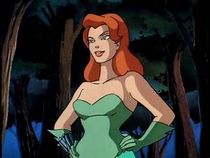 Poison Ivy | Batman:The Animated Series Wiki | FANDOM ...