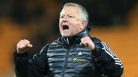 Chris Wilder: Sheffield United manager signs new deal ...