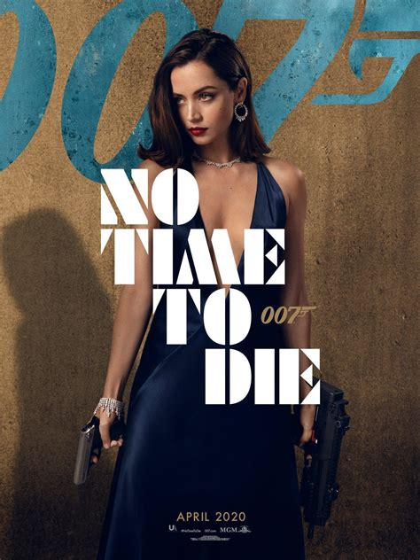 75+ No Time To Die 007 - 発行する