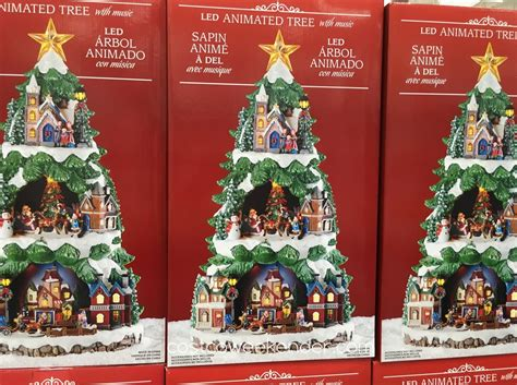 good outdoor lighted christmas decorations costco with outdoor lighted snowman costco