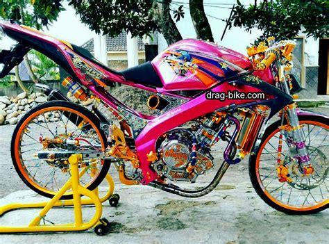 Vixion Modif Jari Jari by 51 Foto Gambar Modifikasi Motor Vixion Keren Terbaik