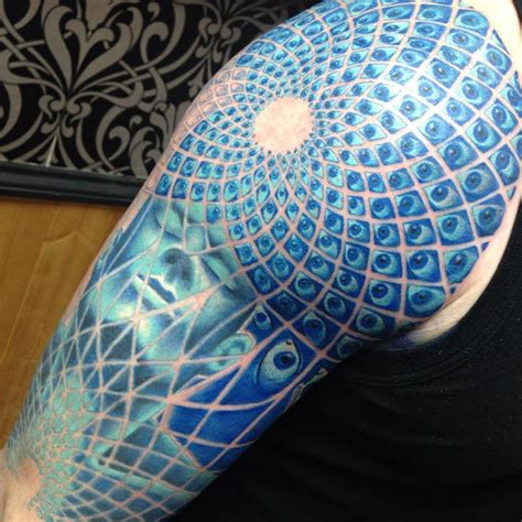 tool alex grey sleeve tattoo  craig holmes