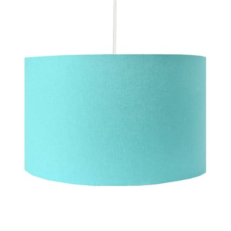blue drum l shade l shades design blue drum l shade handmade plain