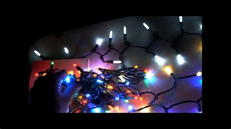 led christmas lights review youtube