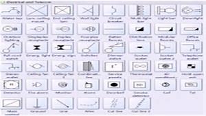 Floor Plan Symbols Electrical