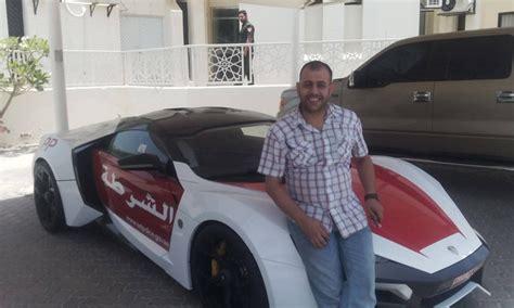 Une Lykan Hypersport 3 Millions Pour La Police Dabu