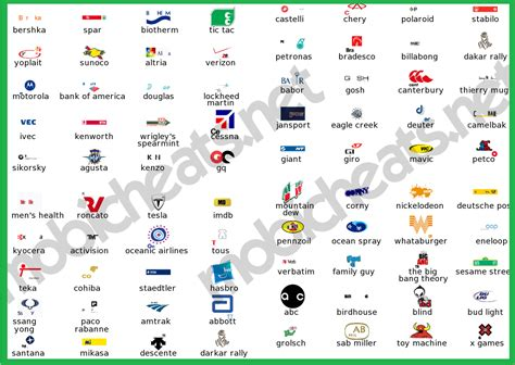 all logos 88 march 2013