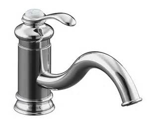 home depot sink faucets kitchen kohler fairfax single kitchen sink faucet in polished chrome the home depot canada