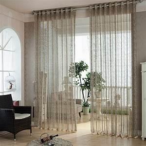 Vorhang Ideen Für Wohnzimmer : gardinen wohnzimmer breites fenster ~ Michelbontemps.com Haus und Dekorationen