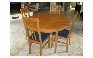 Table Ronde Ikea : photo table ronde ikea ~ Melissatoandfro.com Idées de Décoration