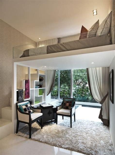 Kleine Wohnzimmer Einrichten Ideen by Die Kleine Wohnung Einrichten Mit Hochhbett Freshouse
