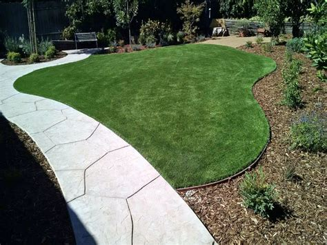 landscaping with artificial grass fake turf midland texas lawn and garden small front yard landscaping
