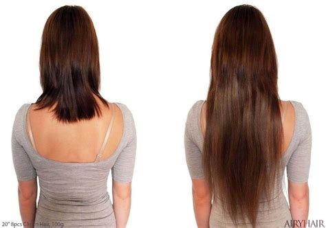 buy cheap remy clip  extensions airyhair