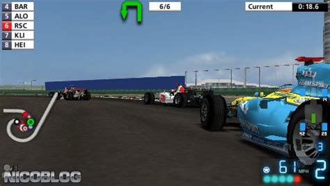 Formula 1 - 06 (Europe) ROM (ISO) Download for Sony Playstation Portable / PSP - CoolROM.com