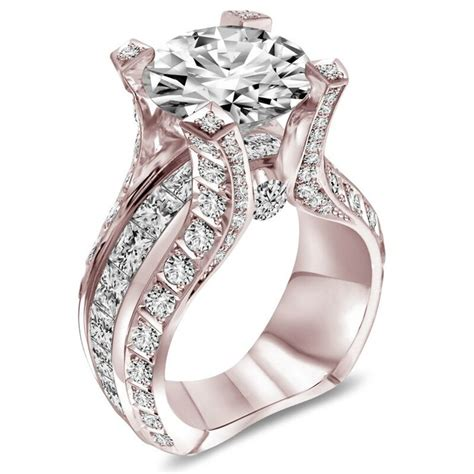 hot sale fashion luxury women engagement jewelry crystal