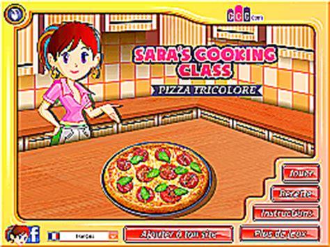 jeux de cuisine ecole de gratuit pizza tricolore école de cuisine de un des jeux