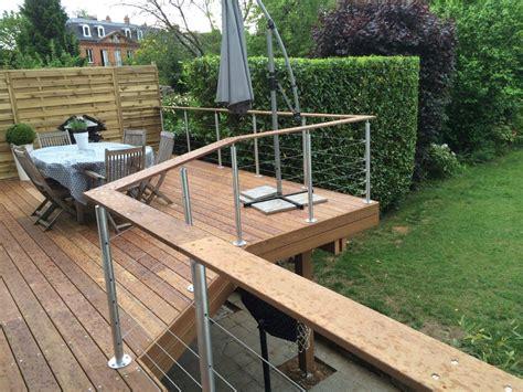 agrandissement cuisine sur terrasse ordinaire agrandissement maison sur pilotis 6 terrasse