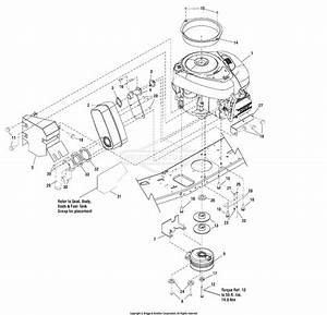 Parts Manual For Briggs And Stratton Engine