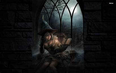 Witch Spell Casting Spells Android Fantasy Marriage