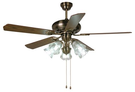 Ceiling Fans With Lights Outdoor Cieling Fan Rustic