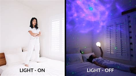 creating  dream galaxy room youtube