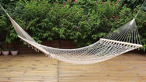 Hammock Photos by Quot Acapulco Quot Cotton Blend Hammock Stansport