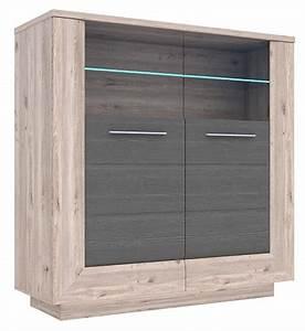 Meuble Rangement Gris : meuble de rangement stairs chene grise gris ~ Teatrodelosmanantiales.com Idées de Décoration