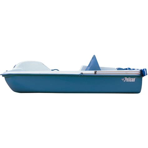 Pelican Boats by Pelican 174 Rainbow Pedal Boat 88259 Boats At Sportsman S