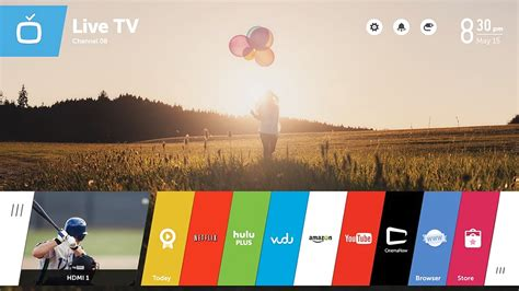 Live Web by Lg S Webos Tv Platform Finally Puts The Smarts In Smart Tv