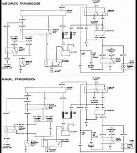 1992 Nissan 300zx Wiring Diagram Schematic