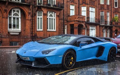 Lamborghini New Model Car Wallpaper Hd by 16 Best Blue Lamborghini Aventador Hd Wallpapers Sonijem