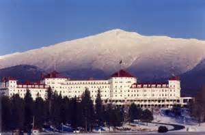 Mt Washington Hotel North Conway NH