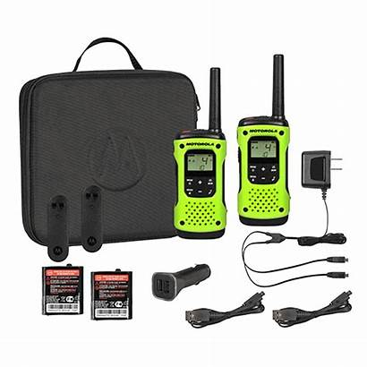 Motorola Radio Way Talkabout Radios T605 Series