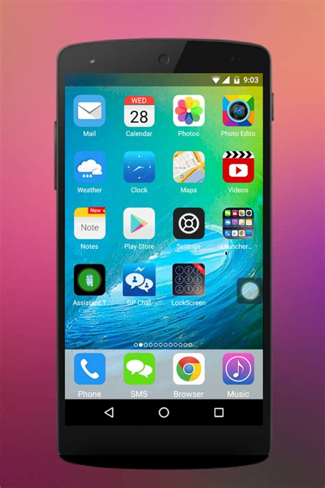 best iphone launcher for android best android app for running