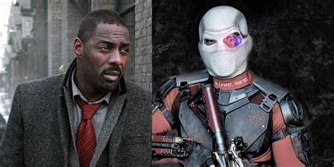 Cinemashed — Suicide Squad: Idris Elba Set To Replace Will...