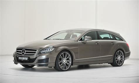 Brabus Tunes Mercedes-benz Cls Station Wagon To 619 Hp