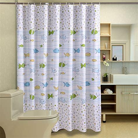 kids bathroom shower curtain amazoncom