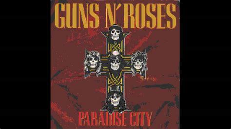 Paradise City (8-bit)