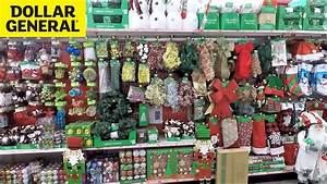 Dollar, General, Christmas, Decor, And, Items