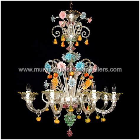 murano glass chandelier quot tripudio quot murano glass chandelier murano glass chandeliers