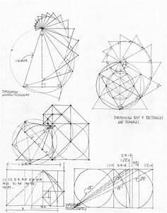 Goldener Schnitt Verhältnis : goldener schnitt sacred geometry heilige geometrie geometrie heilige geometrie und fraktale ~ Watch28wear.com Haus und Dekorationen