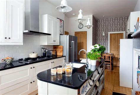 kitchen islands on kitchen island in black and white interior design ideas 5262