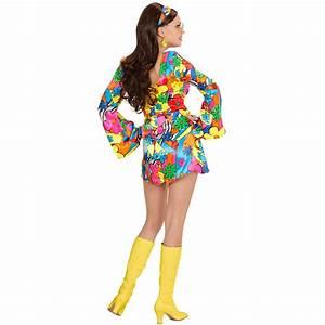 Kostüm Auf Rechnung : sexy flower power kost m f r frauen ~ Themetempest.com Abrechnung