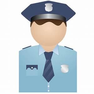 Policman Without Uniform Icon | Policemen Iconset | DaPino