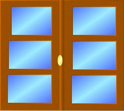 Window Windows Clipart Clip Pane Clker Vector