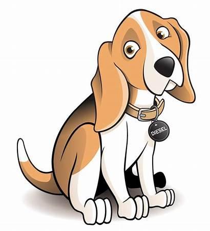 Dog Beagle Cartoon Clip Deviantart Clipart Caricature