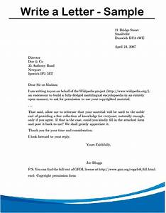how to write letters sanjonmotel With how to wright a cover letter