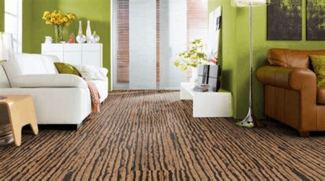 cork flooring living room cork floors 21 awesome design ideas for every room of your house