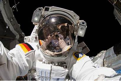 Space Astronaut Station Earth International Selfies Alexander